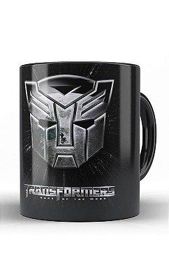 Caneca Transformers