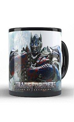 Caneca Transformers Autobots