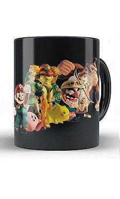 Caneca Mario - Link e sua Turma