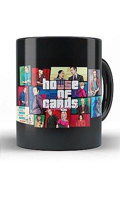 Caneca House of Cards