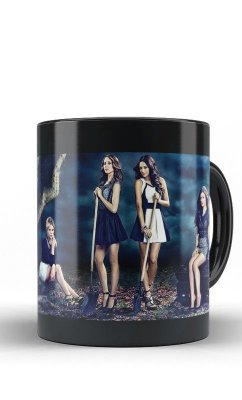Caneca Pretty Little Liars