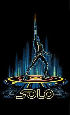 Camiseta Star Wars: Han Solo