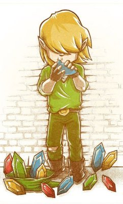 Camiseta The Legend Of Zelda Music