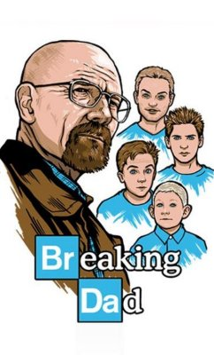 Camiseta Heisenberg Breaking Dad