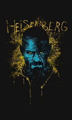 Camiseta Heisenberg Breaking