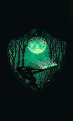 Camiseta Zelda Dark Forest