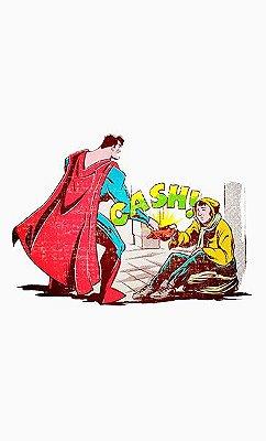 Camiseta Super Man Cash