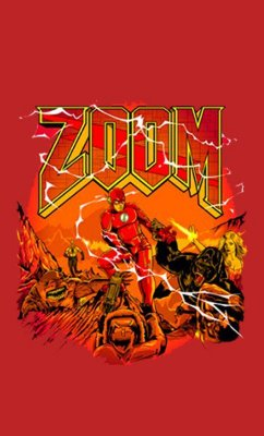 Camiseta The Flash - ZOOM
