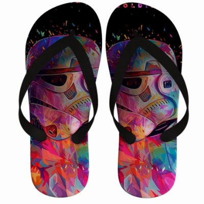 Chinelo Star Wars  Strompers