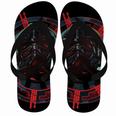 Chinelo Star Wars Darth Vader