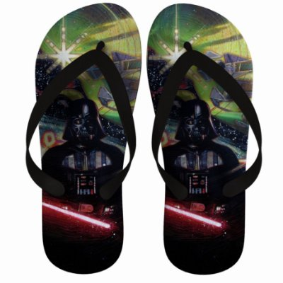 Chinelo Darth Vader War Star Wars