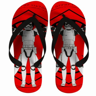 Chinelo Stormtrooper Star Wars