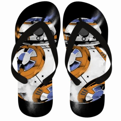 Chinelo Star Wars BB-8