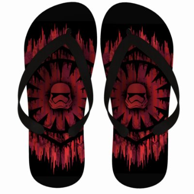 Chinelo Star Wars Darth Vader Dark