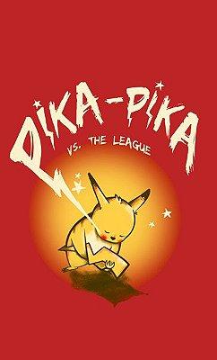 Camiseta Pika-Pika VS. The League