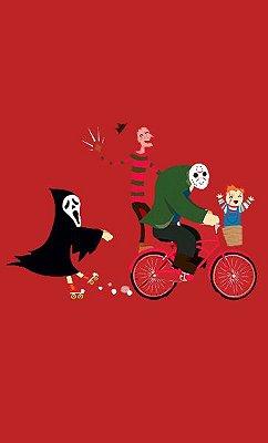 Camiseta Horror Night Off