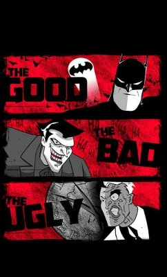 Camiseta The Good, The Bad, The Ugly