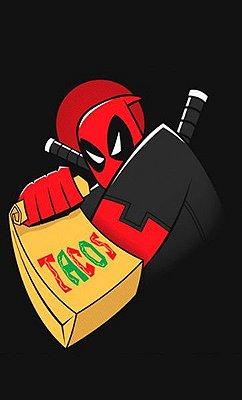 Camiseta Deadpool - My Tacos