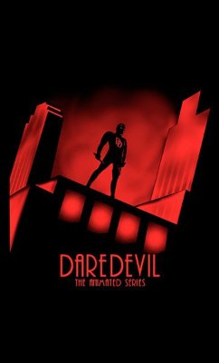 Camiseta Daredevil The Animated Series