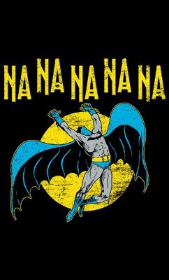Camiseta Batman - Na Na Na Na