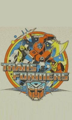 Camiseta Tranformes Autobots