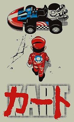 Camiseta Mario Kart Anime