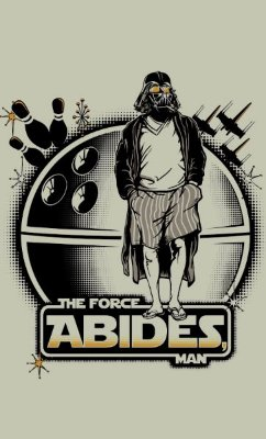 Camiseta Star Wars The Force Abides