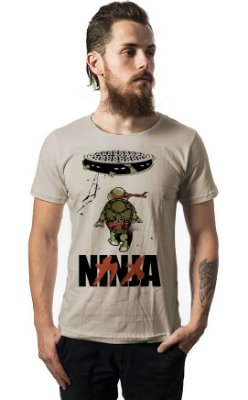 Camiseta Ninja Anime