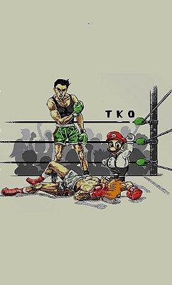 Camiseta Mario Little Mac