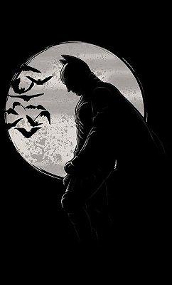Camiseta Batman Thinking