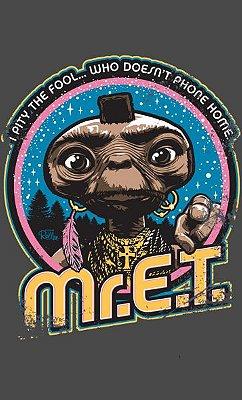 Camiseta M.r E.T
