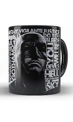 Caneca Batman Justice