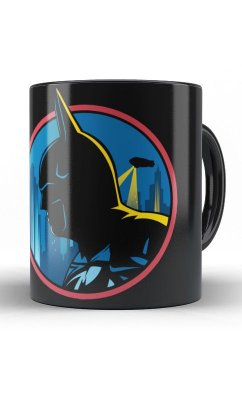 Caneca Batman Comic
