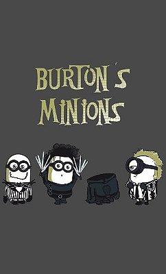 Camiseta Burton ' s Minions