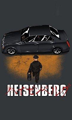 Camiseta Heisenberg  Breaking Bad