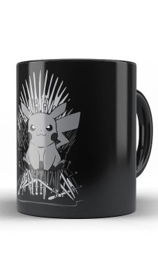 Caneca Pokemon Thrones