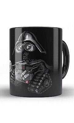 Caneca Darth Vader Walle