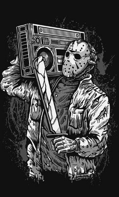 Camiseta Jason Som