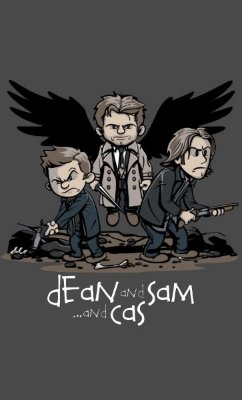 Camiseta Supernatural