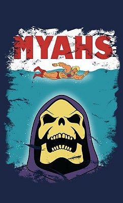 Camiseta  He-Man Myahs