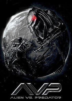 Camiseta Alien vs Predador