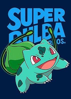 Camiseta Super Bulba