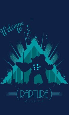 Camiseta Rapture Welcome