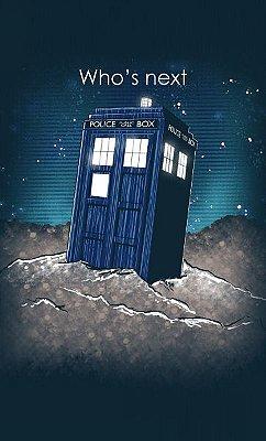 Camiseta Doctor Who's Next