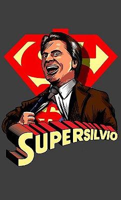 Camiseta Super Silvio