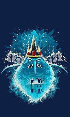 Camiseta Ice Monster