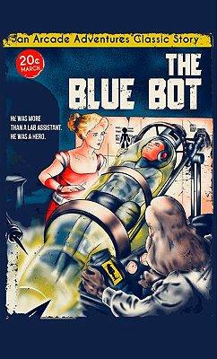 Camiseta The Blue Bot
