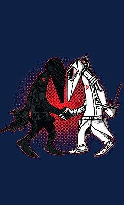 Camiseta Ninja And Ninja