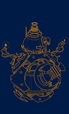 Camiseta Star Wars BB-8