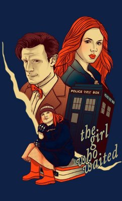 Camiseta Police Doctor Who
